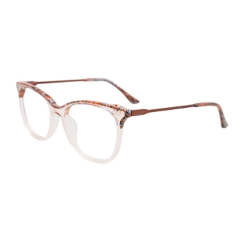 Takumi TK1121 w/ Magnetic Clip-On Eyeglasses
